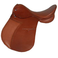 Cow softy jumping saddle/wooden tree jumping saddles
