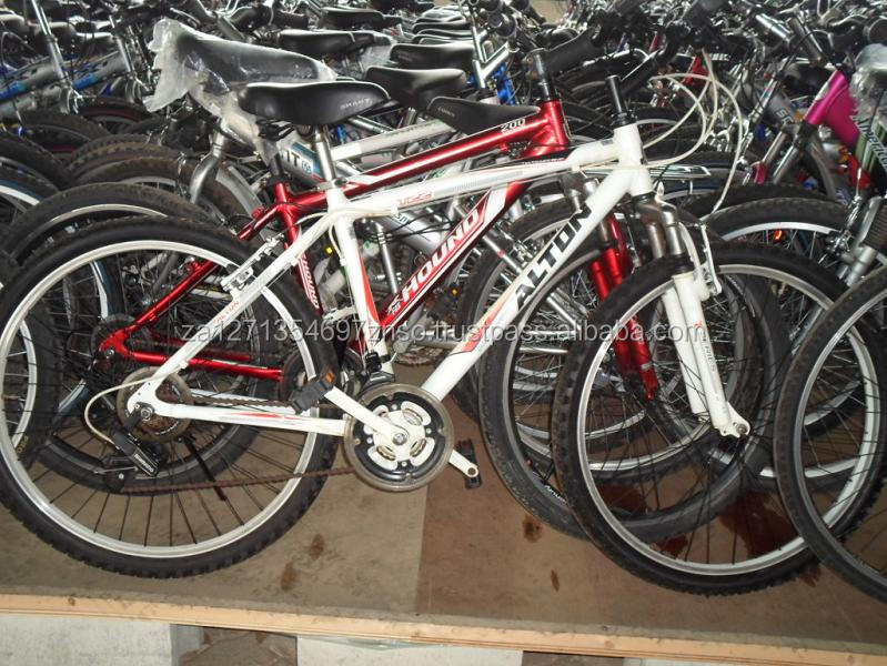 "USED BICYCLES - FOLDING BIKES 20"" and 16"""