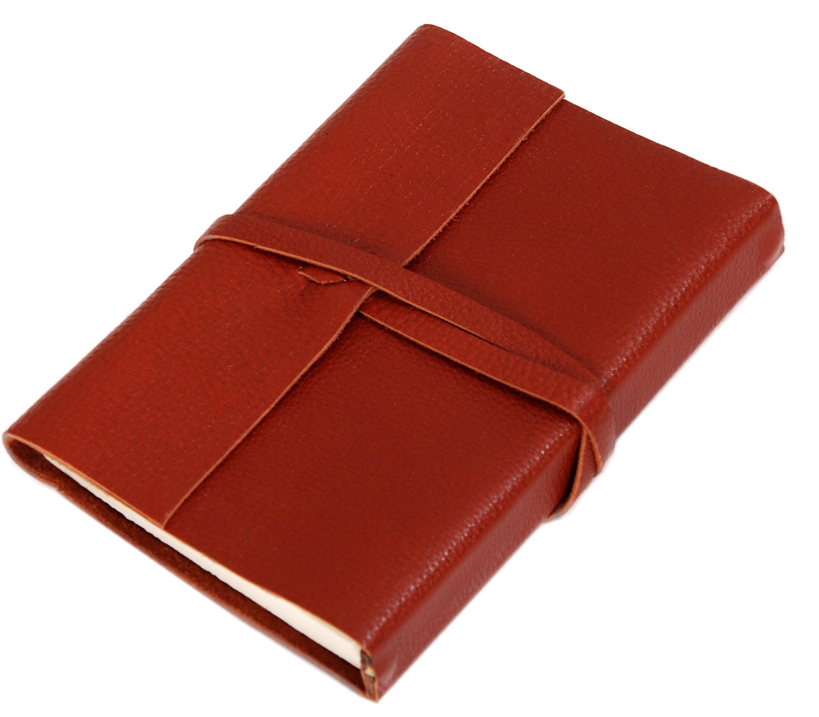 High Quality Planner Diary Leather Brown