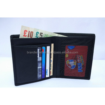 Cow Soft feel Basic wallet for men with credit card slots