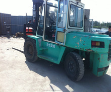 used Heli forklift 10T chinese forklifts 10 tons forklifts cheap price