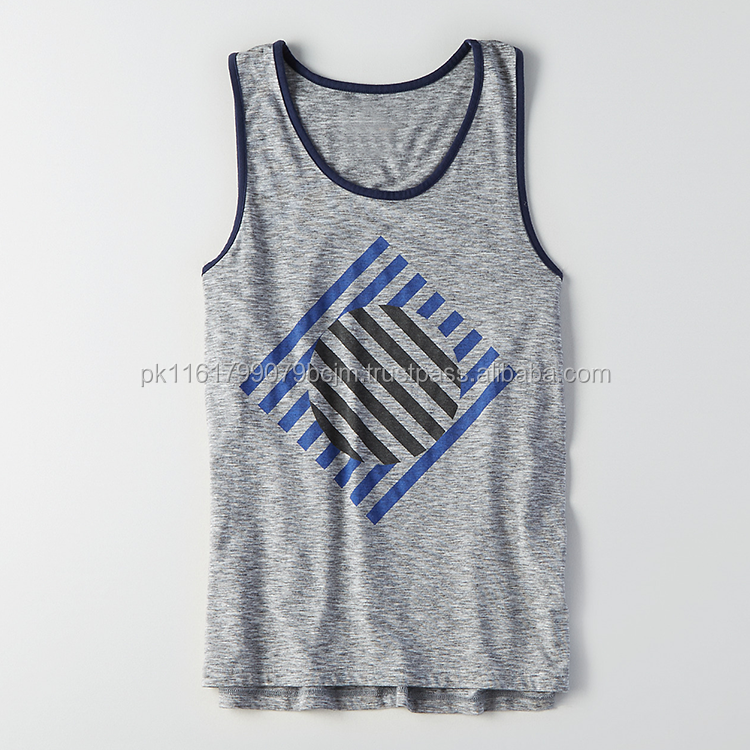 No 1 Supply Of Gym Training Mens Fitness TankTop Casual Quick-Dry Back Letter Printing Singlets