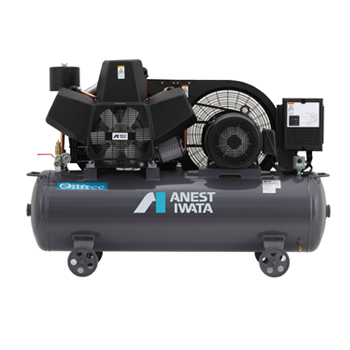 Reciprocating Air Compressor with Low Noise for Clean Air