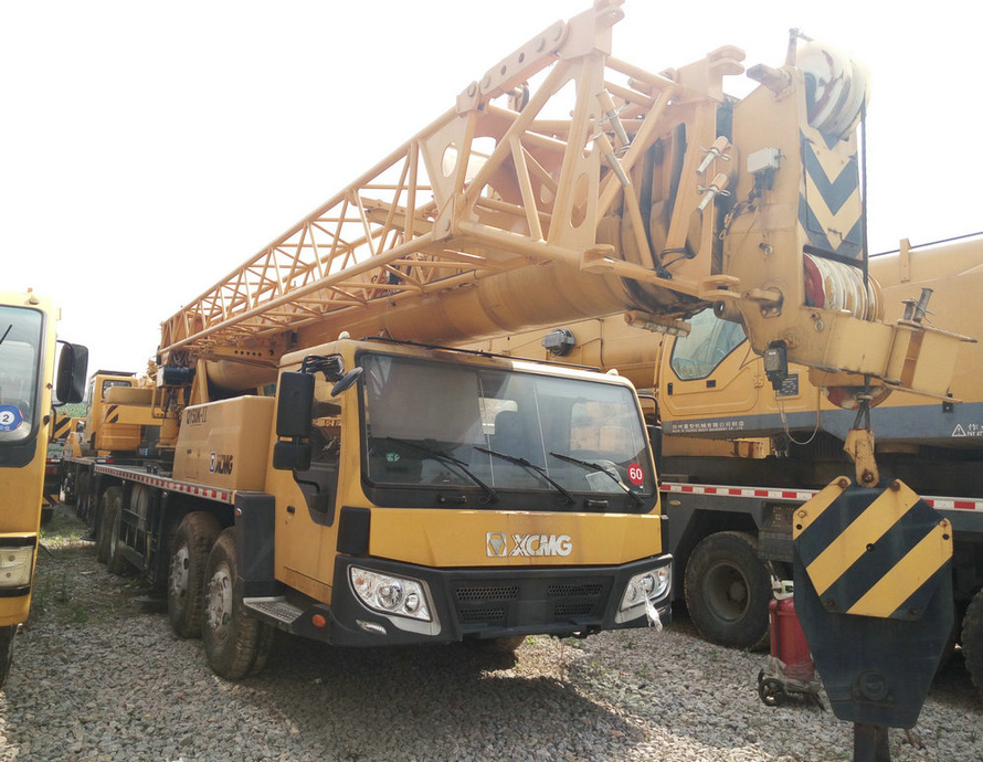 Used XCMG 50ton QY50K-I truck 100% made ni china claw crane vending machines for sale