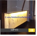 Home Decoration EXPORT QUALITY BACKLIT ONYX COUNTER TOPS BAR RECEIPTIONS