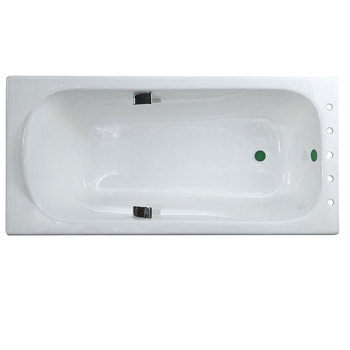 1 person hot tub cast iron bathtub with handles small bathtub