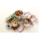 All Stainless Steel Air-tight Food Storage made of Posco's 304 stainless steel BPA free Made in Korea