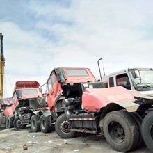 Japan Transportation Tractor Truck 6x4 / Nisaan UD Truck For Sale / CWB459 Hot Sale Used Truck Head