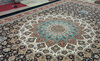 Iran sewing machine made carpet