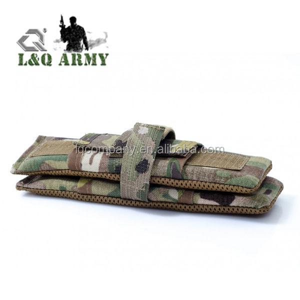 Removable Tactical padded Shoulder Pad