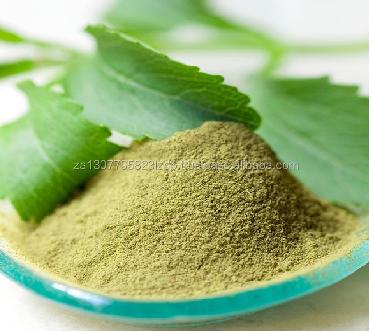 100% natural stevia powder