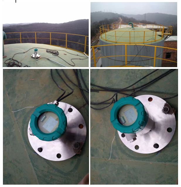 Pulse High Frequency Radar Level Transmitter/Sensor Made in China, Pulse Radar Level Transmitter