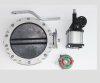 Pneumatic Cement Silo Butterfly valve