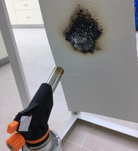 Water Based Fire Stop Intumescent Paint for Indoor Areas School Hospital Factory