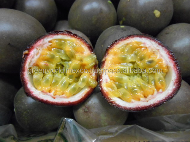 BEST PRICE OF FROZEN PASSION FRUIT PUREE WITH HIGH QUALITY