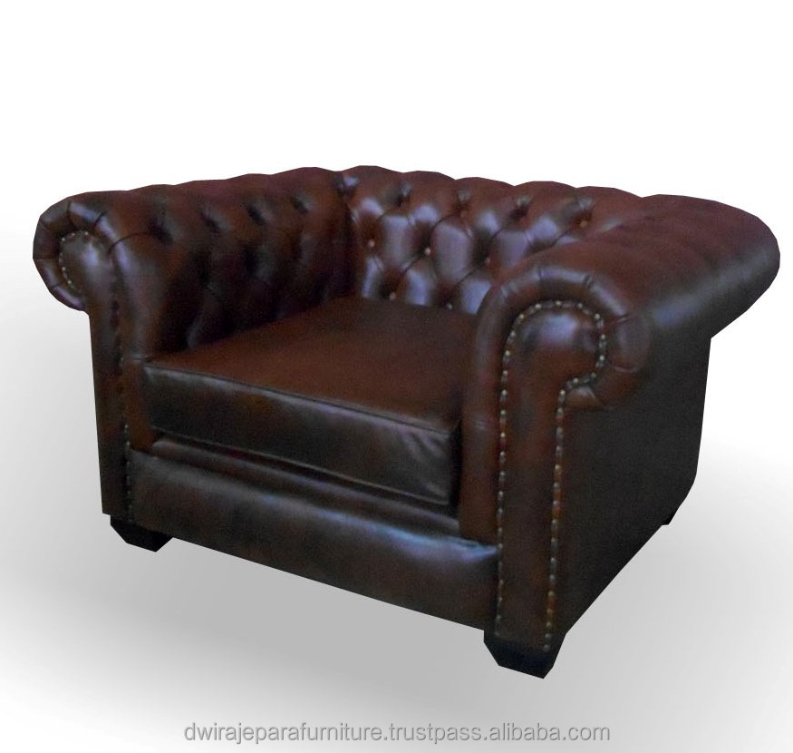 Indonesia Furniture - jepara furniture Chesterfield sofa made by Dwira jepara furniture manufacturer.(only for serious Buyer)
