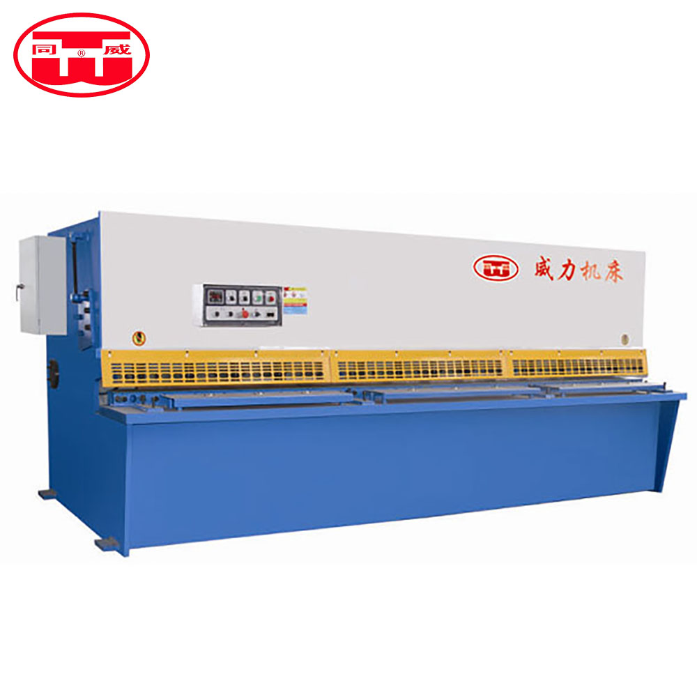 CE China manufacturer Easy to operate <strong>Q11</strong>-3*2500 electric automatic sheet metal <strong>shearing</strong> machine For Sale