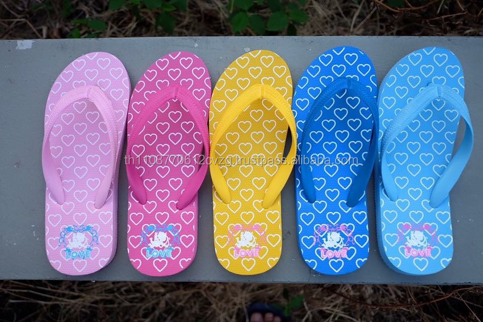 Latex Rubber slipper and Sandal from Thailand Good quality