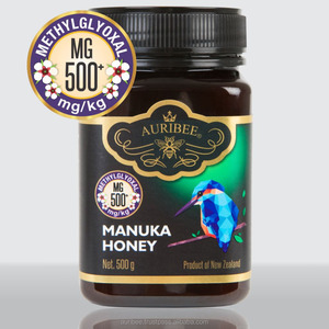 Auribee Manuka Honey MG500+ 500g