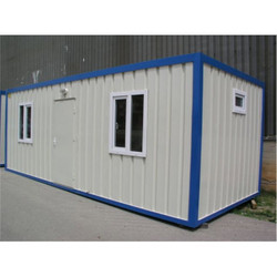 Manufacturing of Porta Cabins