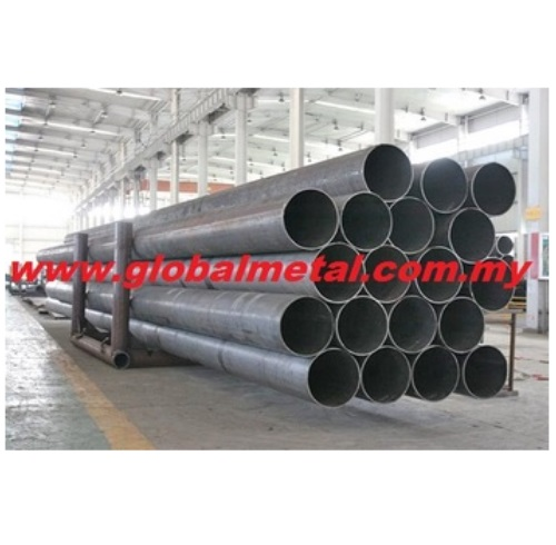 Ex Site Quality Large OD Liquor Water Straight Weld Steel Pipe with China Price