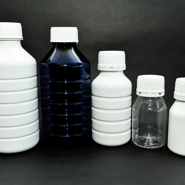 Multifunction Bottle for Pesticide Sprayer Bottle 250 , 500 ml and 1 Litre