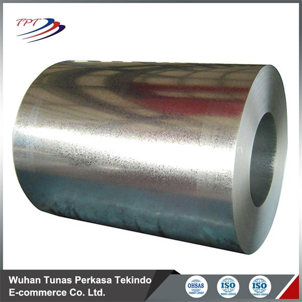 Factory Prepainted Galvalume Steel Gi Coil For Roof In Construction
