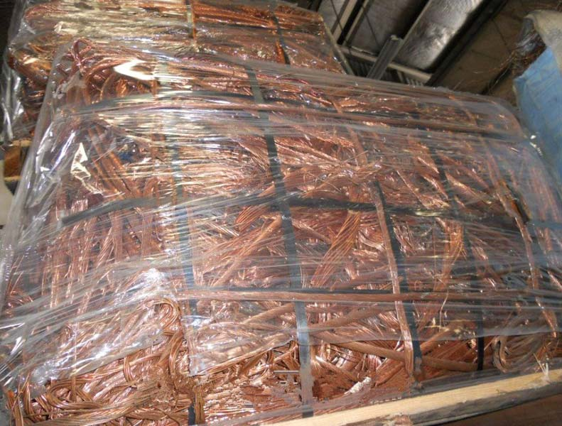 Copper wires CU99.7% ,0.6-1.6mm,High purity copper wire scrap 99.99%