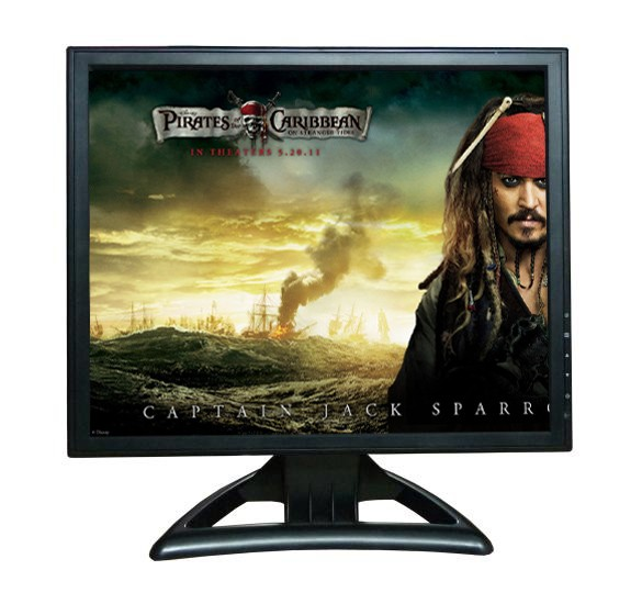 Mini Size Cheap Price Computer Monitor Tft Lcd Screen 15 Inch Lcd Monitor