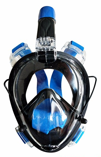 Excellent premium quality free diving mask from China scuba diving supplier