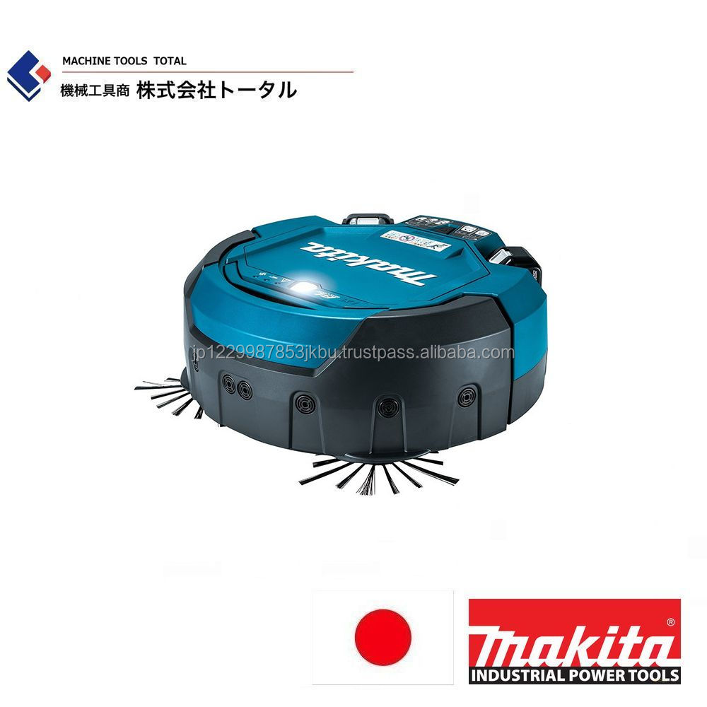 Durable and Easy to use makita robot vacuum cleaner with multiple functions made in Japan