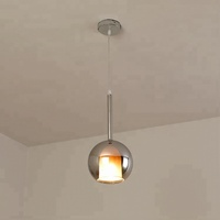 Funky Hanging Overhead European Pendant Modern Hanging Ceiling Light in Dining Room Restaurant