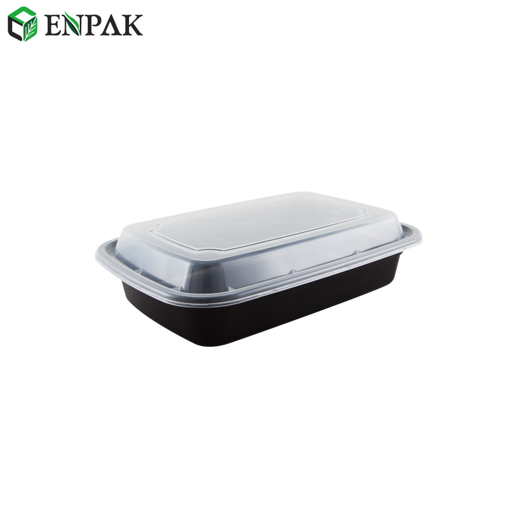Eco Friendly Reusable plastic and feature plastic food containers