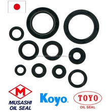 Japanese and High quality nok oil seals Oil Seals with multiple functions made in Japan