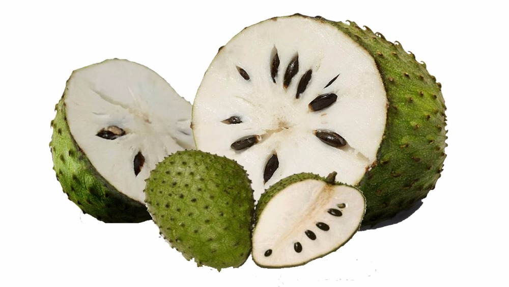 Organic cancer killer antioxidant fresh soursop