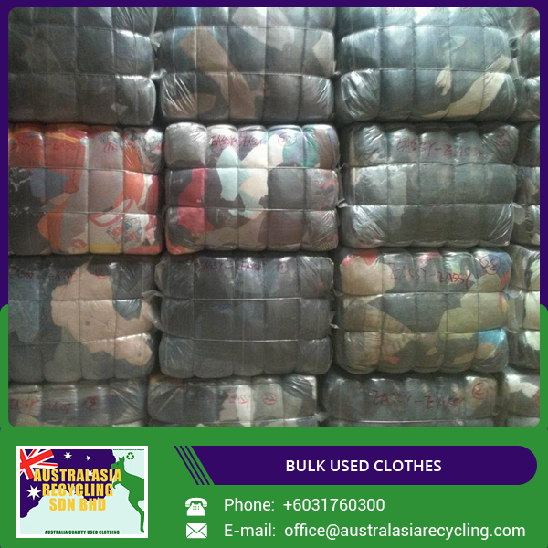 Wholesale Price Container of Used Clothes from Trusted Exporter