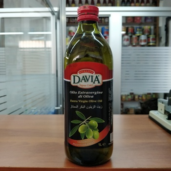 Extra Virgin olive oil ขวด - 12x1 ลิตร