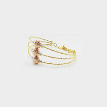 Triplleta Perlina Gold Plated Bangles Bracelet Best Quality