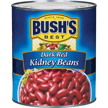 Black Purple Speckled/Red / White Kidney Beans