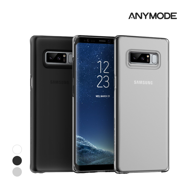 Ultra Slim, Trasparent Hard Case for Galaxy Note 8 (PURE)