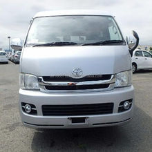 2014 USED HIACE RIGHT HAND DRIVE