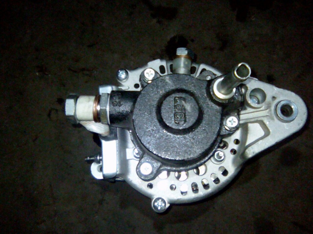 Alternator Toyota with Pump-Dyna/Pickup