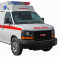 Ambulance GMC Savana For Sale uae