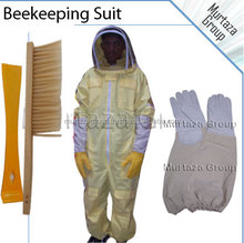Beekeeping Suits, Jackets, Veils, for Adults & Kids, Beekeeping Hive Tool, Beekeeping Brush