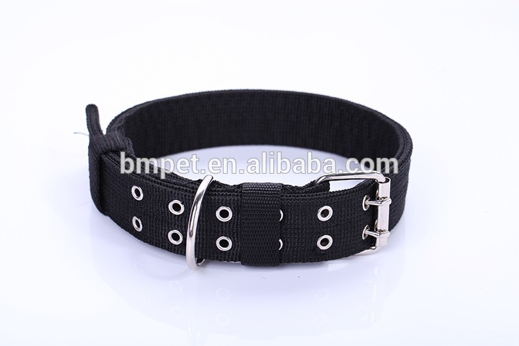 Pet Product Hot Sale Polyester Dog Leash with Collar