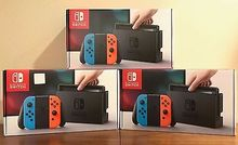 BRAND NEW Nintendo Switch - 32GB Gray Console 20 GAMES