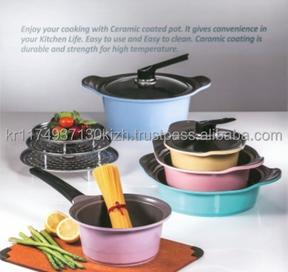 nonstick ceramic coating for cookware, kitchenware