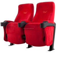 Comfortable movie theater seats auditorium cinema chairs HS1070D