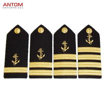 Army shoulder Ranks boards / Pilot Shoulder Boards / Air Force Military Uniform Made by Antom Enterprises