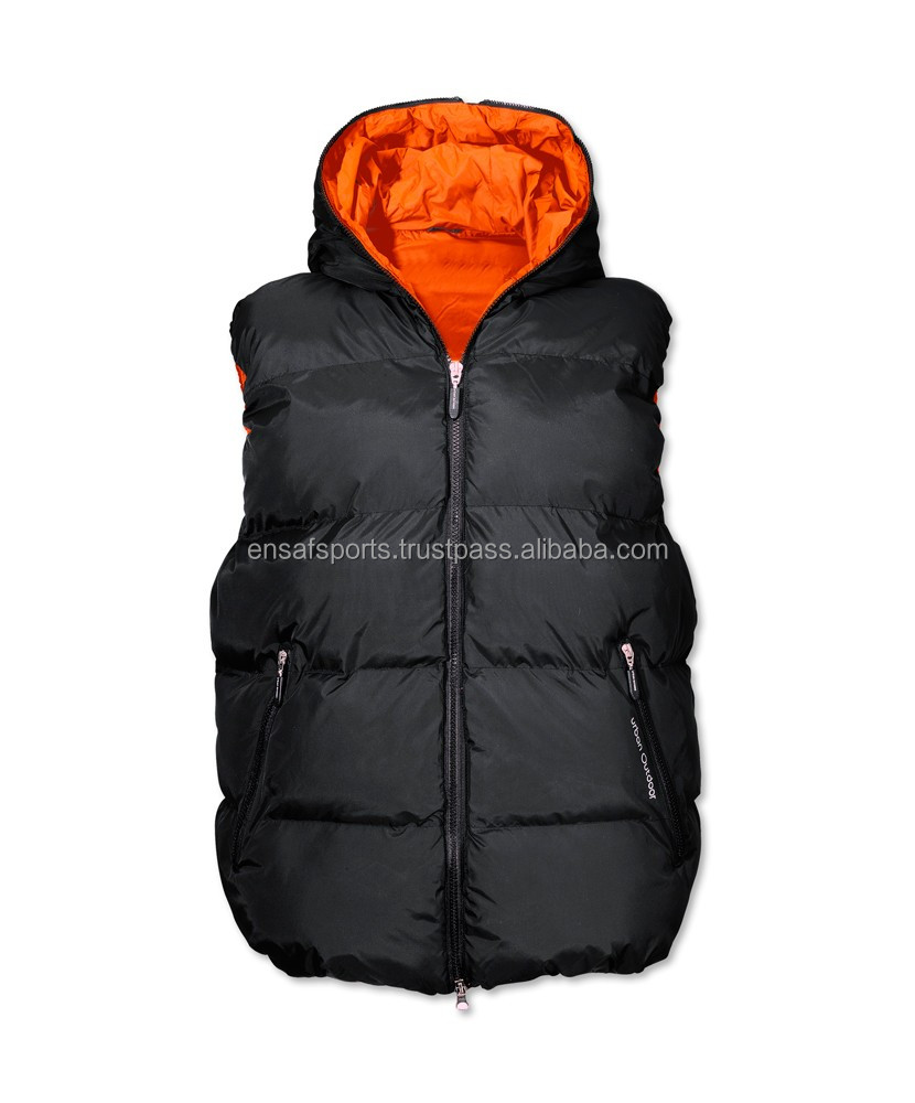 Hot sale custom 90% down 10% feather breathable body warmer canada winter clothes cool women